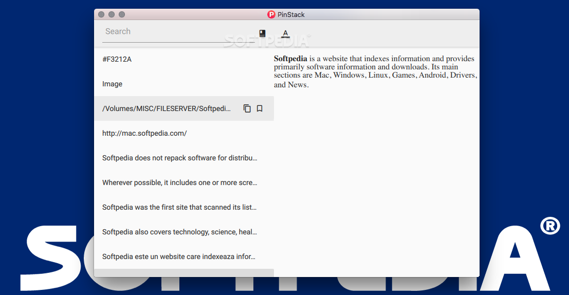 PinStack Mac 1 5 0 - Download