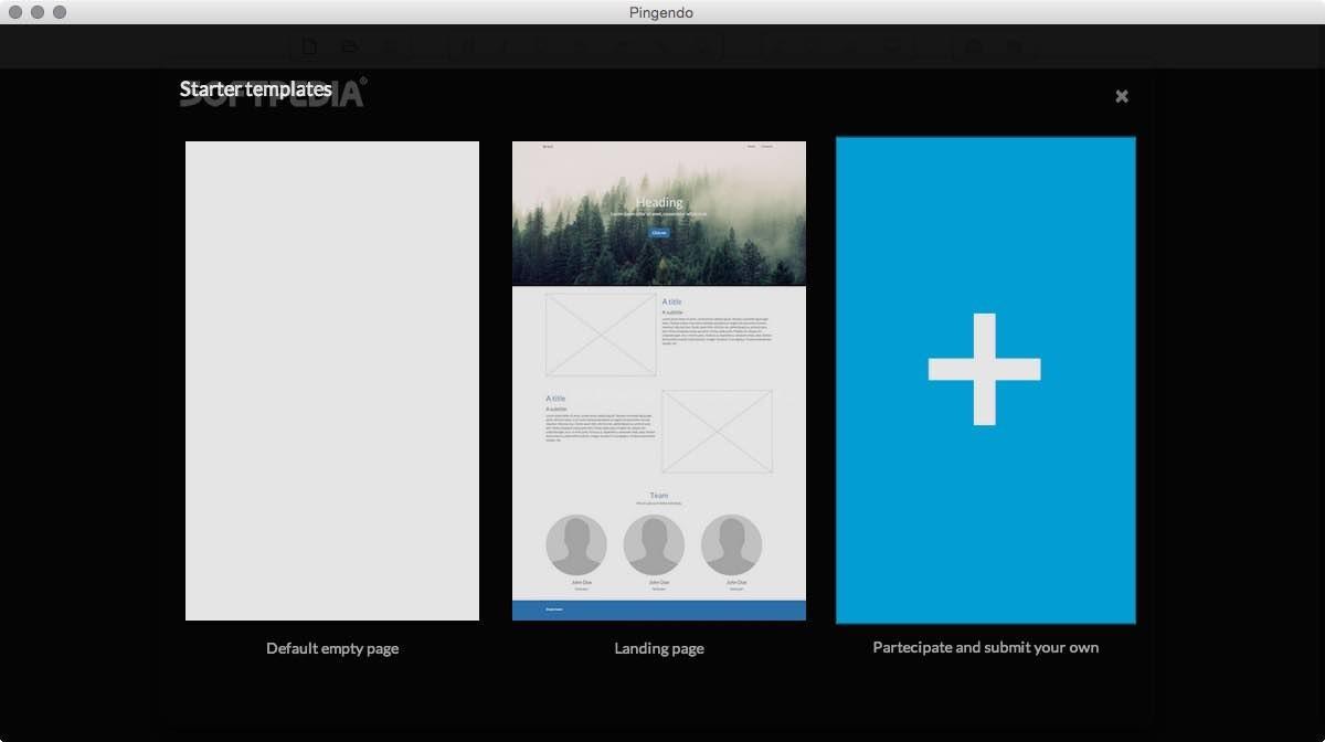 download pingendo mac 4 1 5. Black Bedroom Furniture Sets. Home Design Ideas