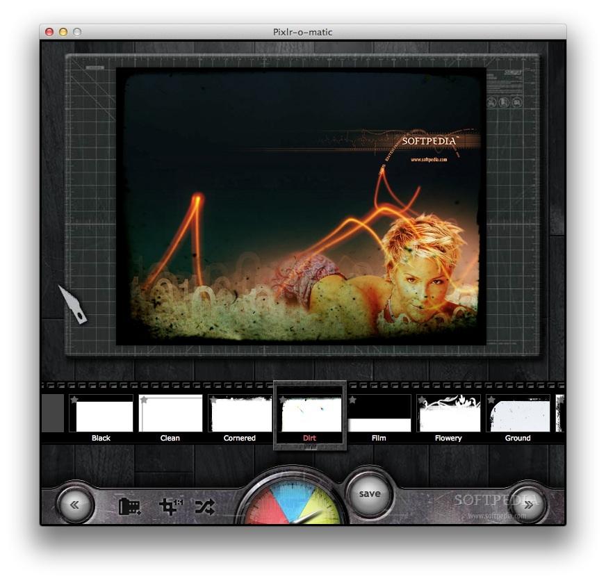 Pixlr-o-matic Mac 2 1 - Download
