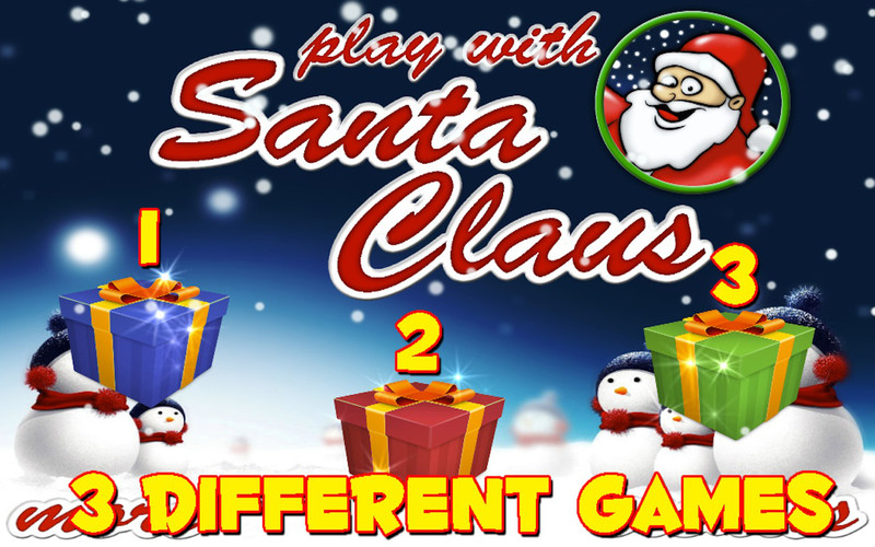 Play With Santa Claus screenshot 5