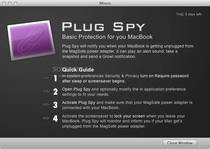 Plug Spy screenshot 4