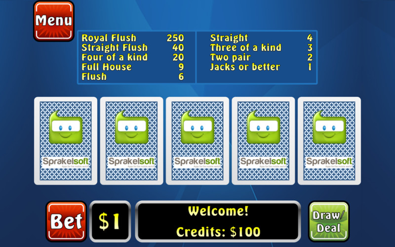 Poker Fever screenshot 3