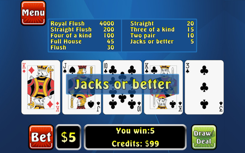 Poker Fever screenshot 4