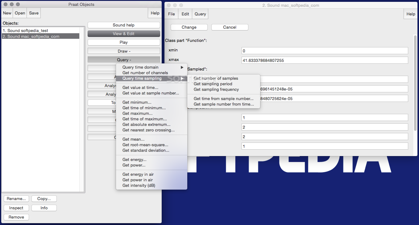 Praat 6.0.33 - Download