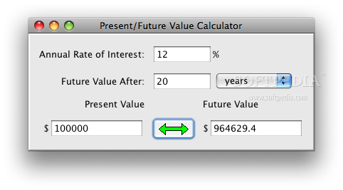 futures calculator online