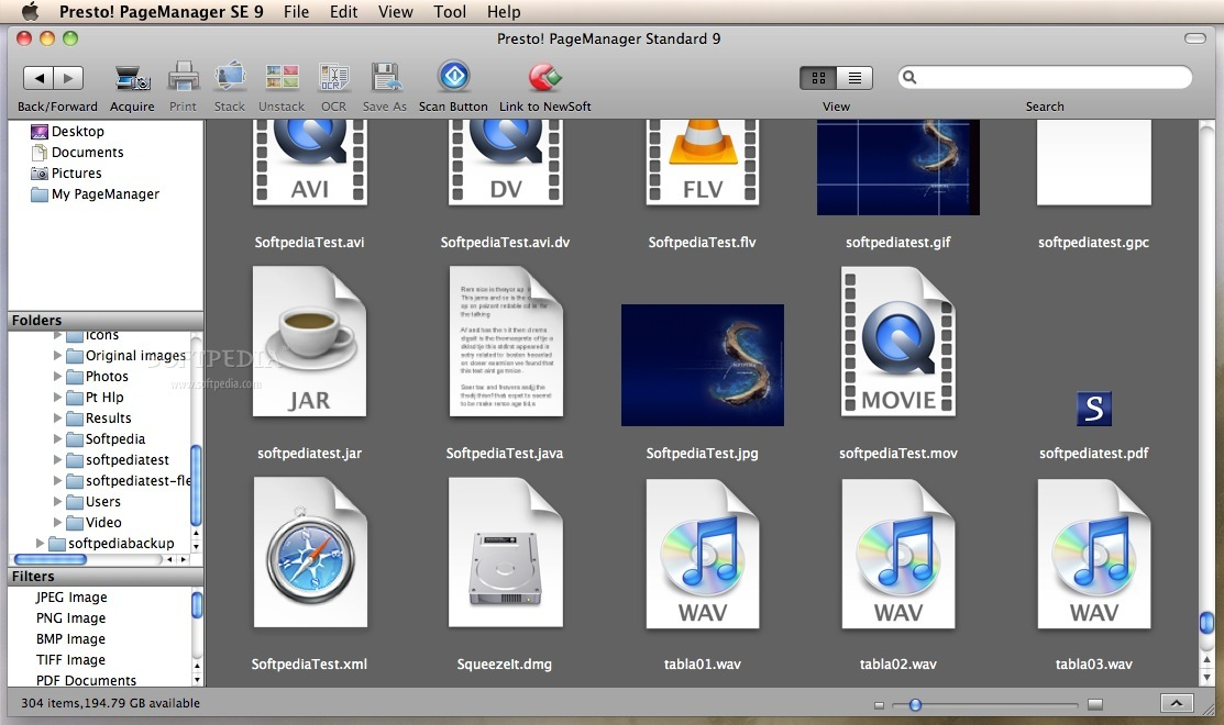 Download Presto PageManager 9 Professional for Windows