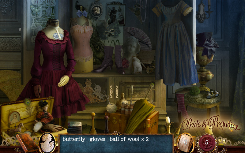 Pride and Prejudice: Hidden Anthologies screenshot 1