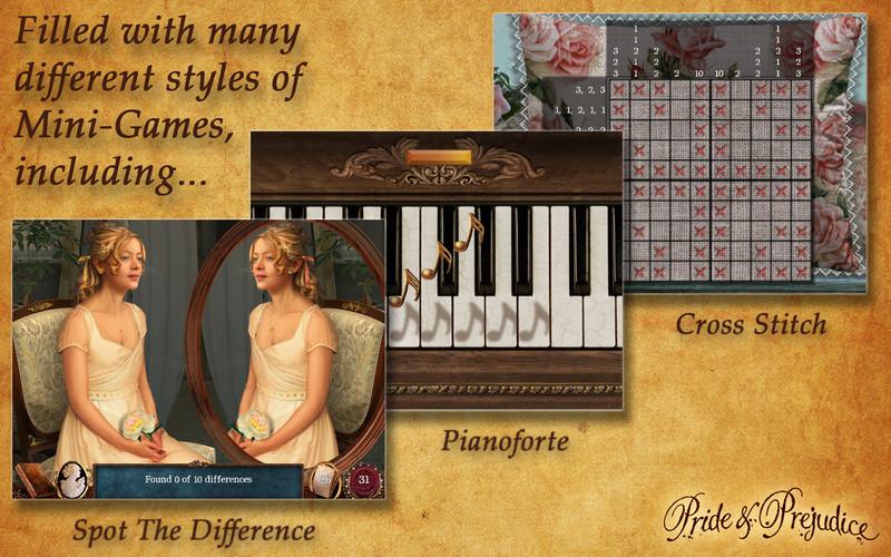 Pride and Prejudice: Hidden Anthologies screenshot 3
