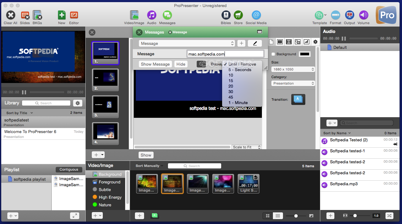 Propresenter 4 mac download | ProPresenter 6 3 4 Crack 2019