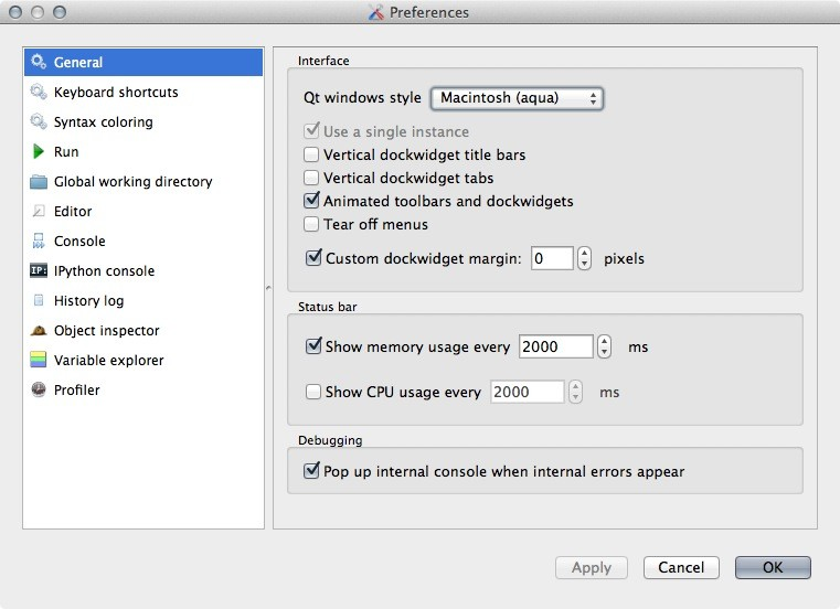 Download Spyder Mac 3.0.2