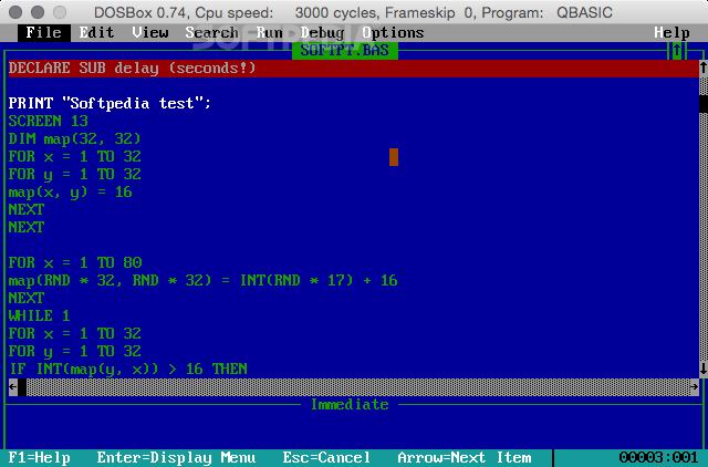Qbasic Mac 1 1 - Download