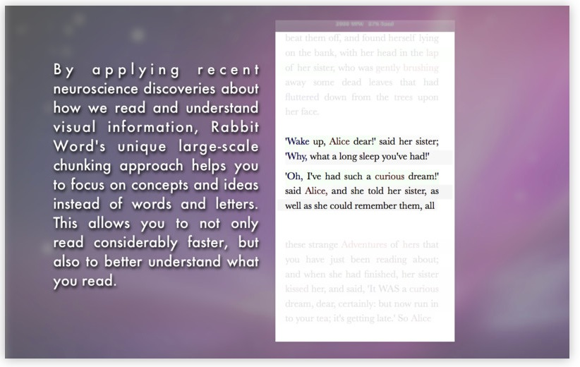 Rabbit Word screenshot 2