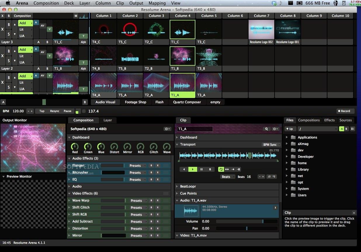 Resolume Arena Mac 6 0 11 - Download