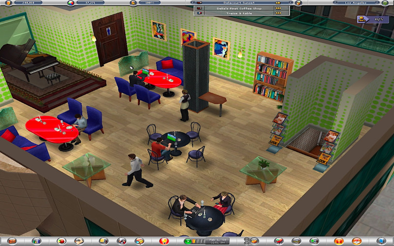 Restaurant Empire 2 screenshot 3