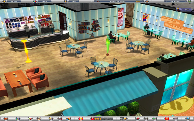 Restaurant Empire 2 screenshot 5