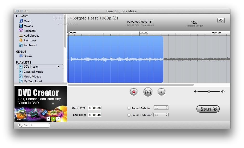 Download Tones For Mac