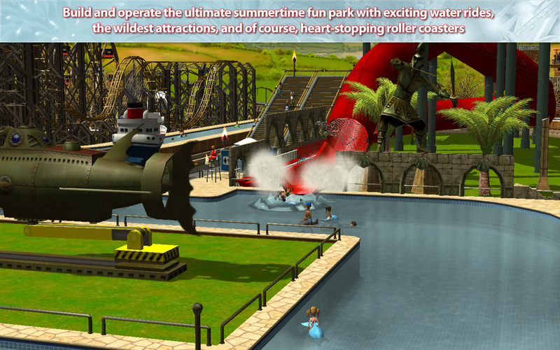 roller coaster tycoon 3 free download