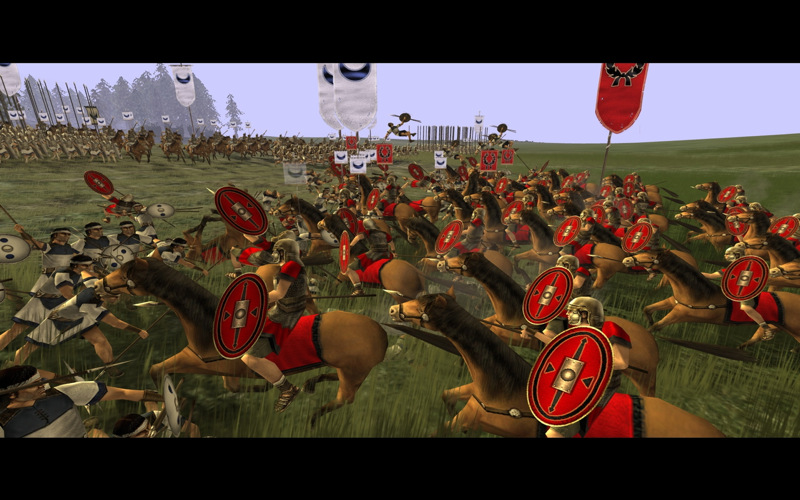Rome Total War: Barbarian Invasion патч 1.6 Скачать Rome Total.