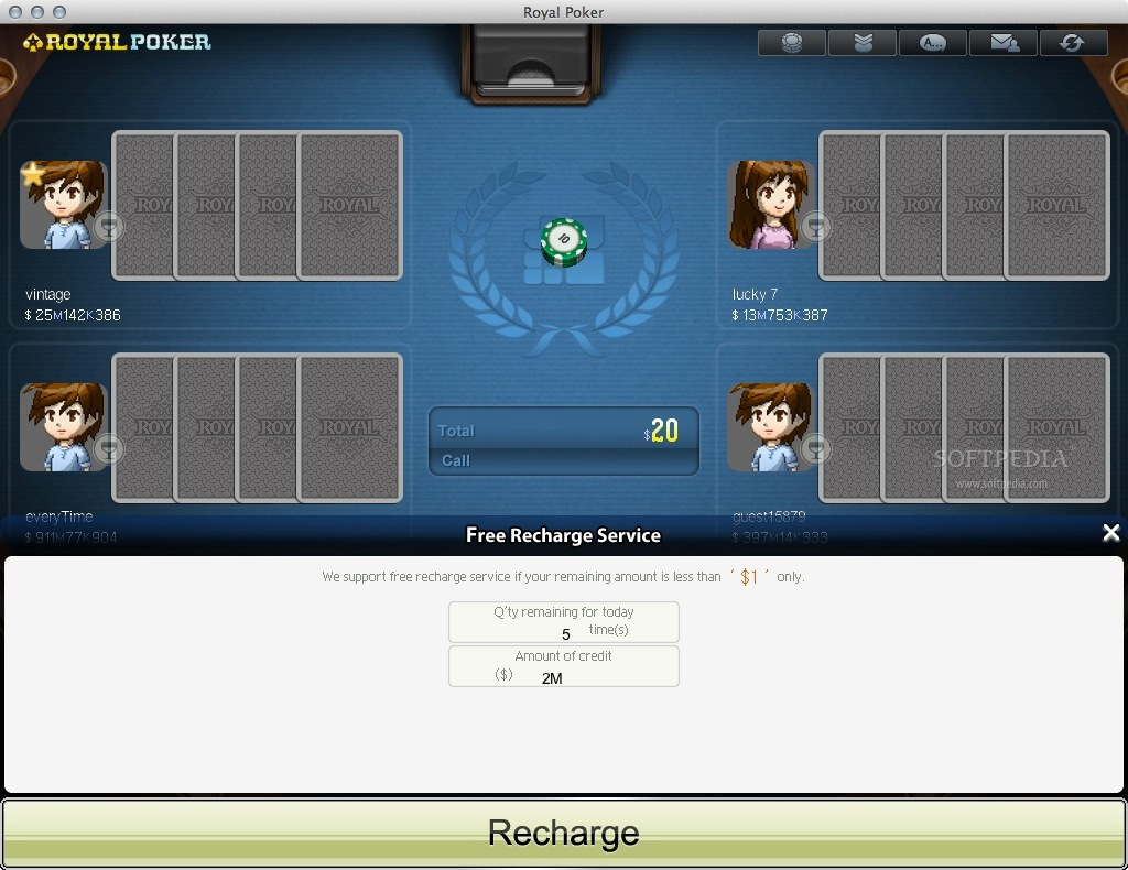 Royal Poker screenshot 10