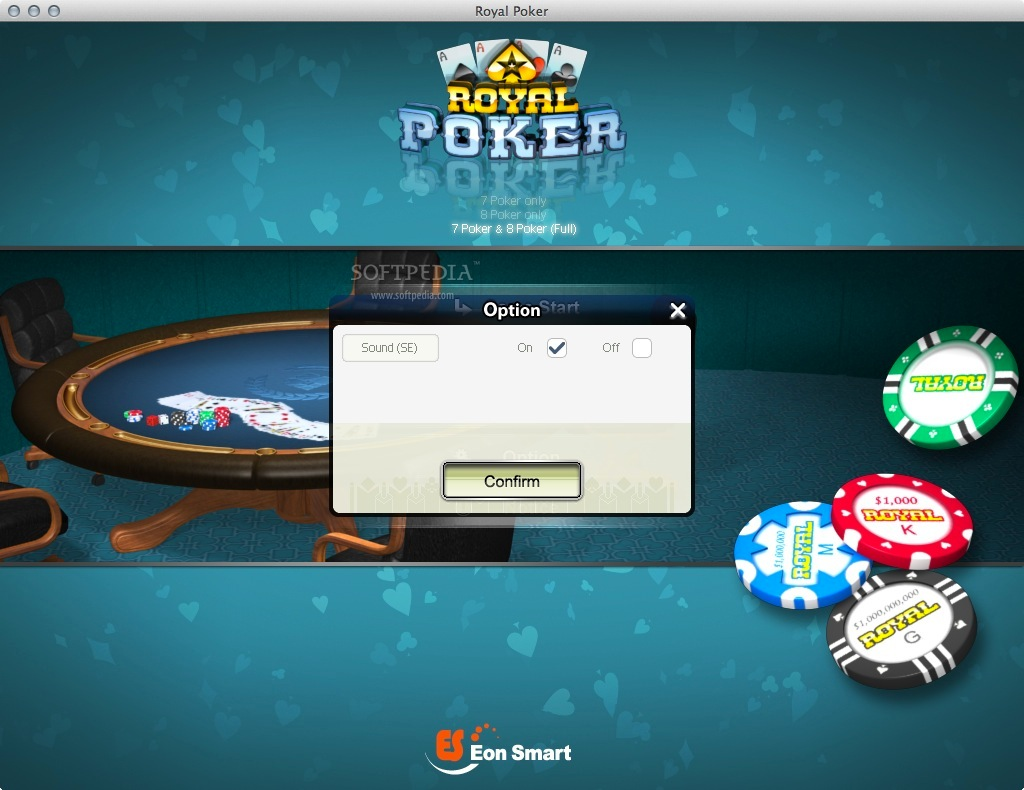 Royal Poker screenshot 2