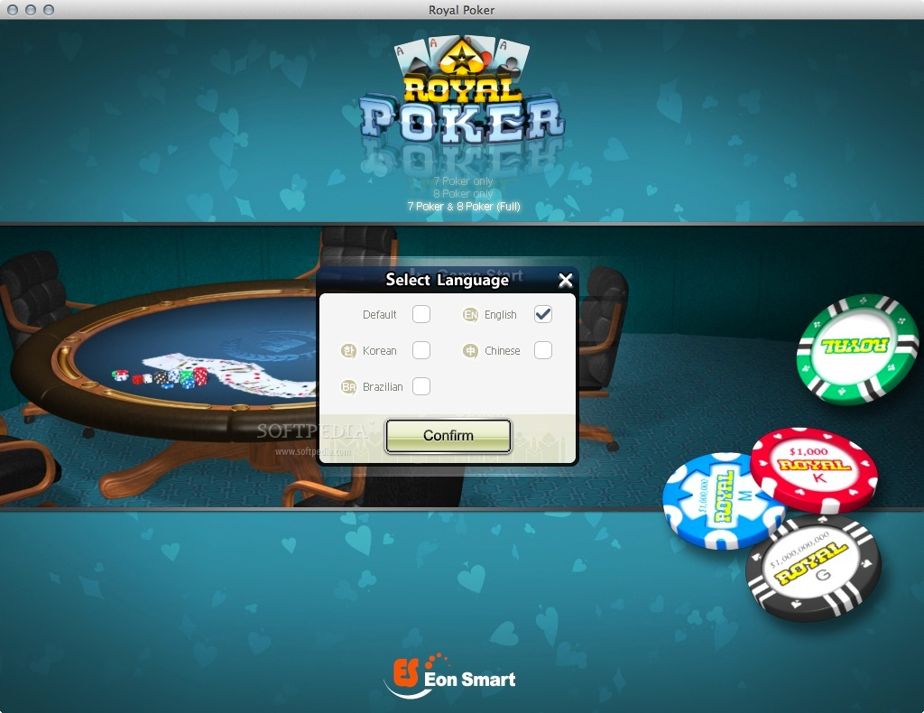 Royal Poker screenshot 3