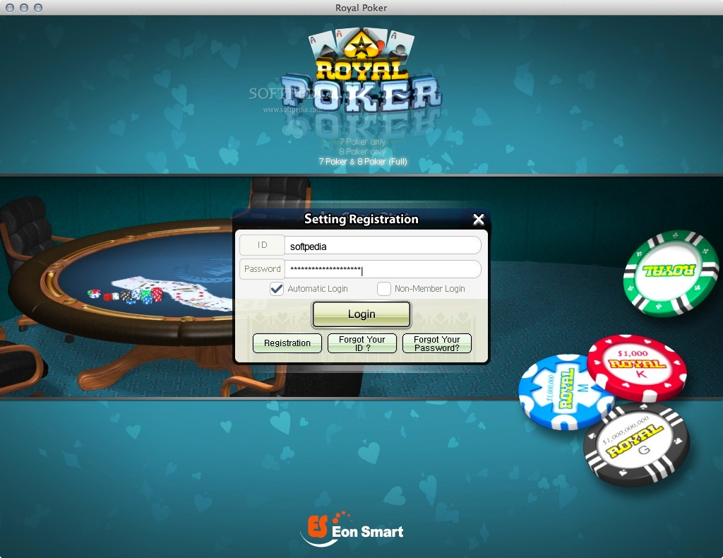 Royal Poker screenshot 4