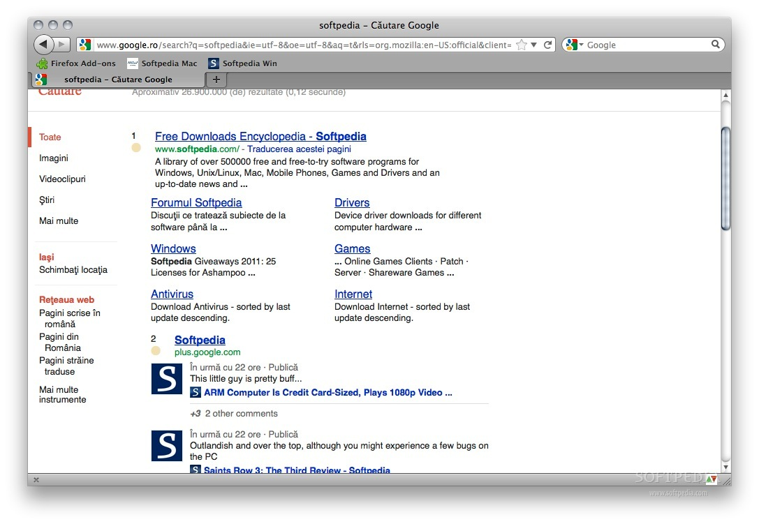 SERPTrends SEO Extension screenshot 1 - The add-on will display the dynamics for the search results.