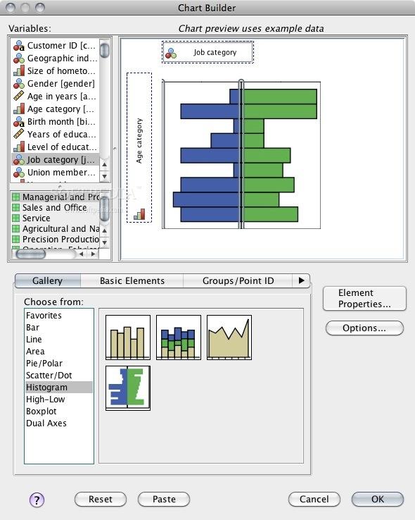 IBM SPSS Statistics (formerly SPSS) Mac 25 0 - Download
