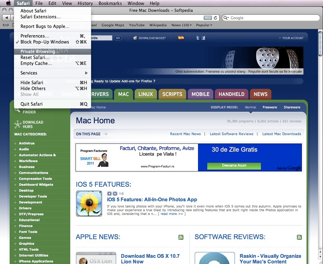 Safari screenshot 12