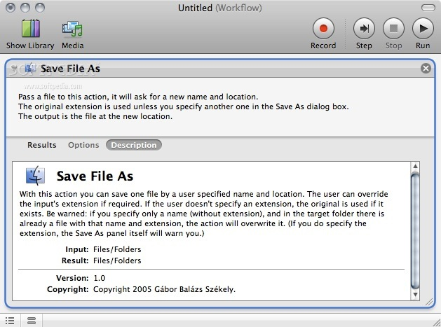 how to save a file as a pdf on mac