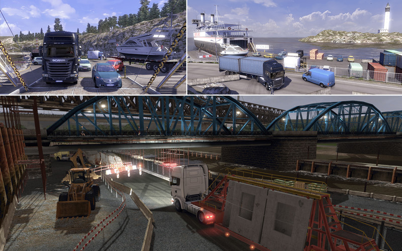 Scania Truck Driving Simulator Torrent For Mac