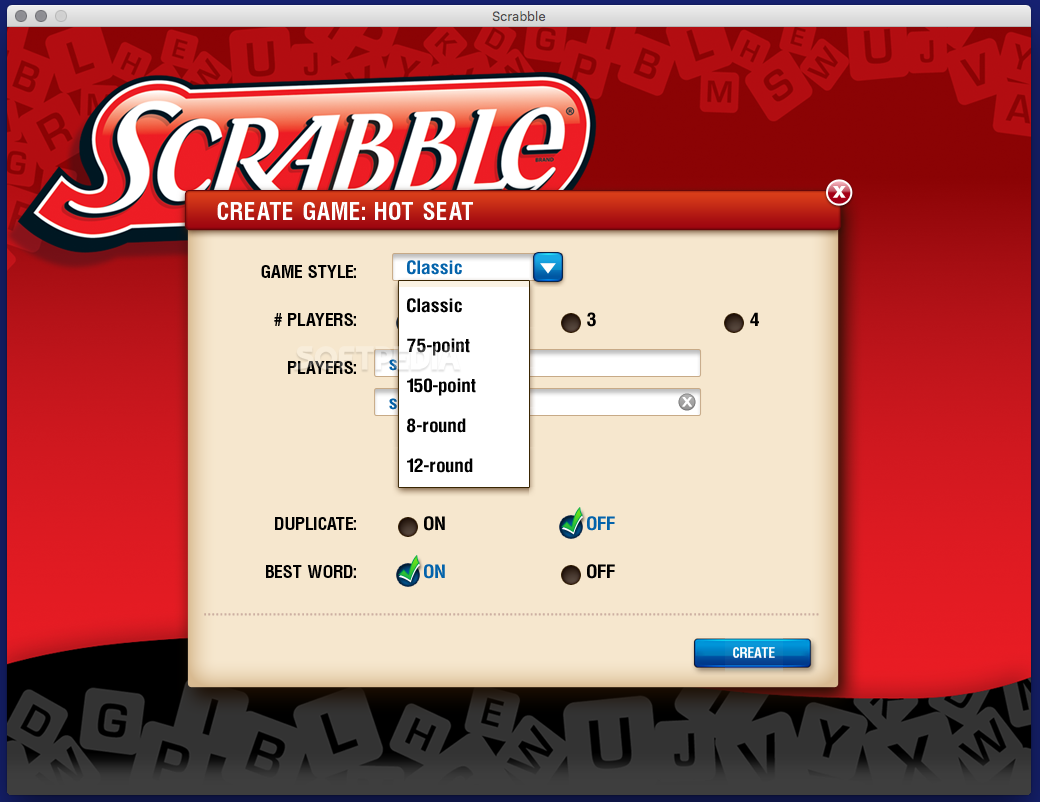 Scrabble Mac - Download