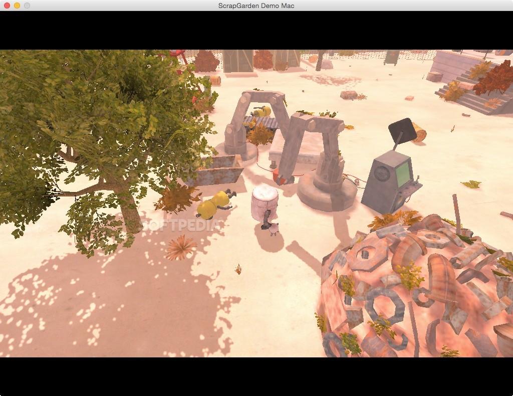 download scrap garden mac 05 - Scrap Garden