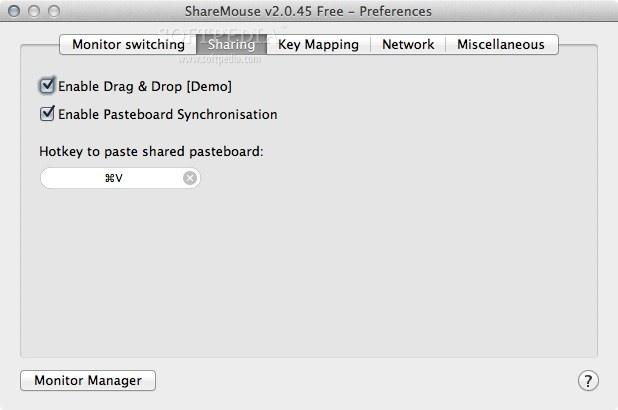ShareMouse Mac 4 0 48 - Download