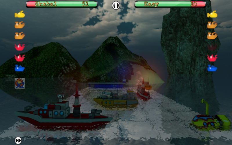 Ships N' Battles screenshot 3