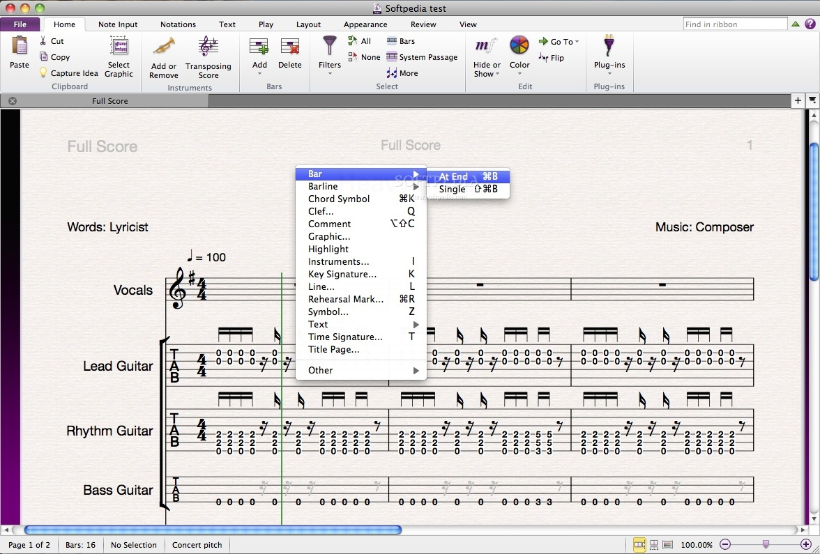 how to add trill sibelius