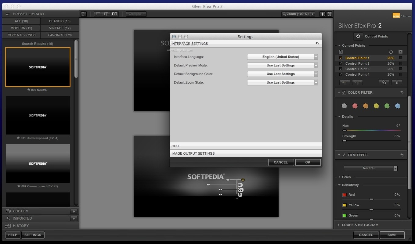 Nik Silver Efex Pro 1 For Mac