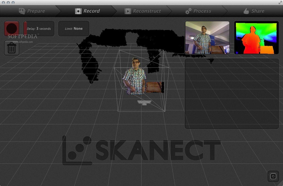 Skanect Mac 1 5 0 - Download