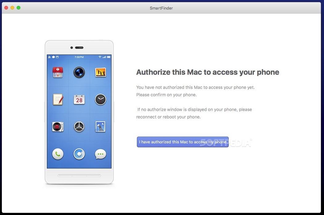 HandShaker (formerly SmartFinder) Mac 2 5 6 Build 408 - Download