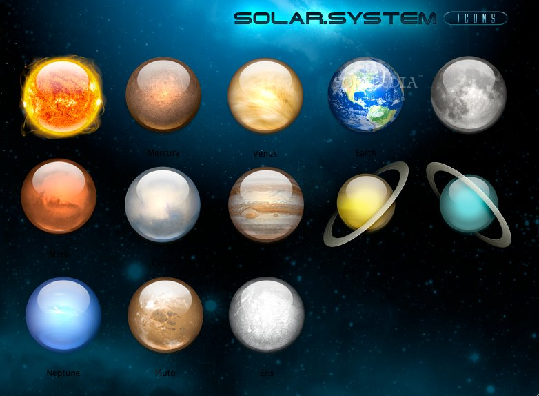 of the solar system 1626 - photo #9