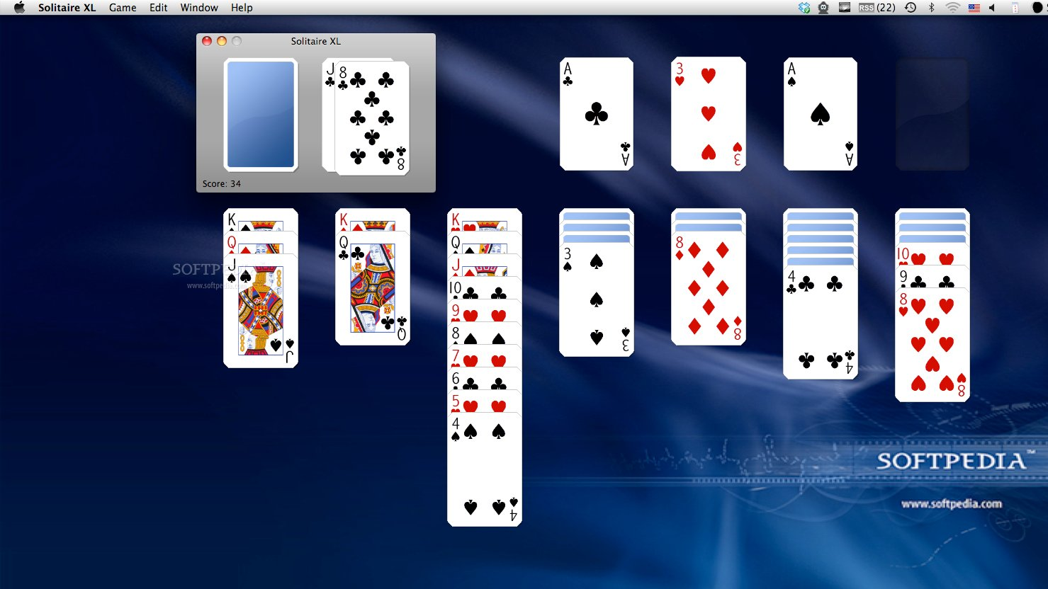 Download Solitaire Xl Mac 1 1 8
