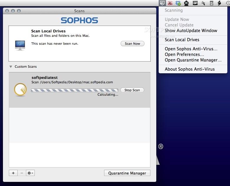 Sophos Anti-Virus Mac 9 1 8 - Download