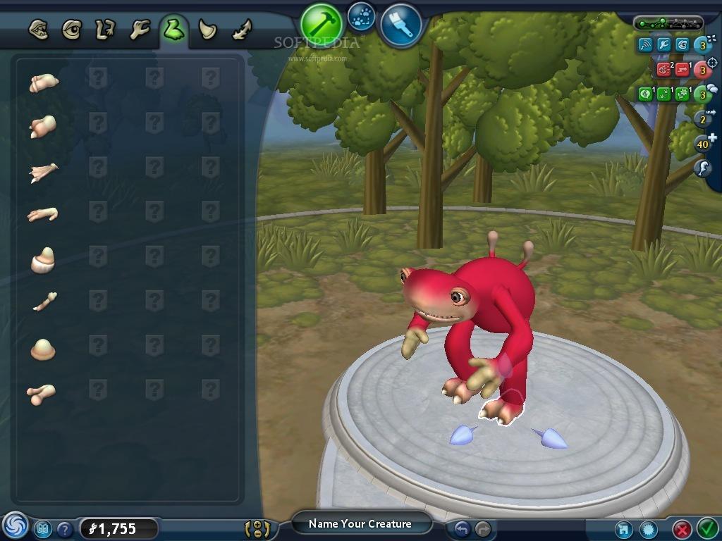 download spore creature creator mac patch 5 1