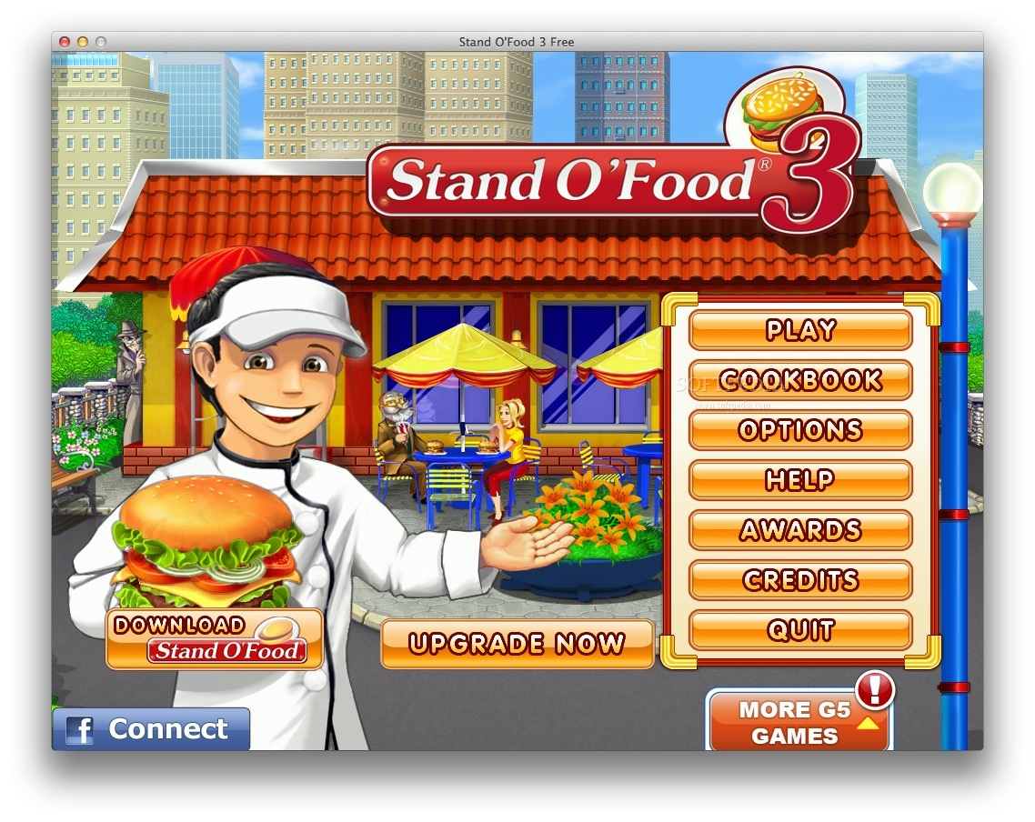 Download Stand O'Food 3 Mac 1.1