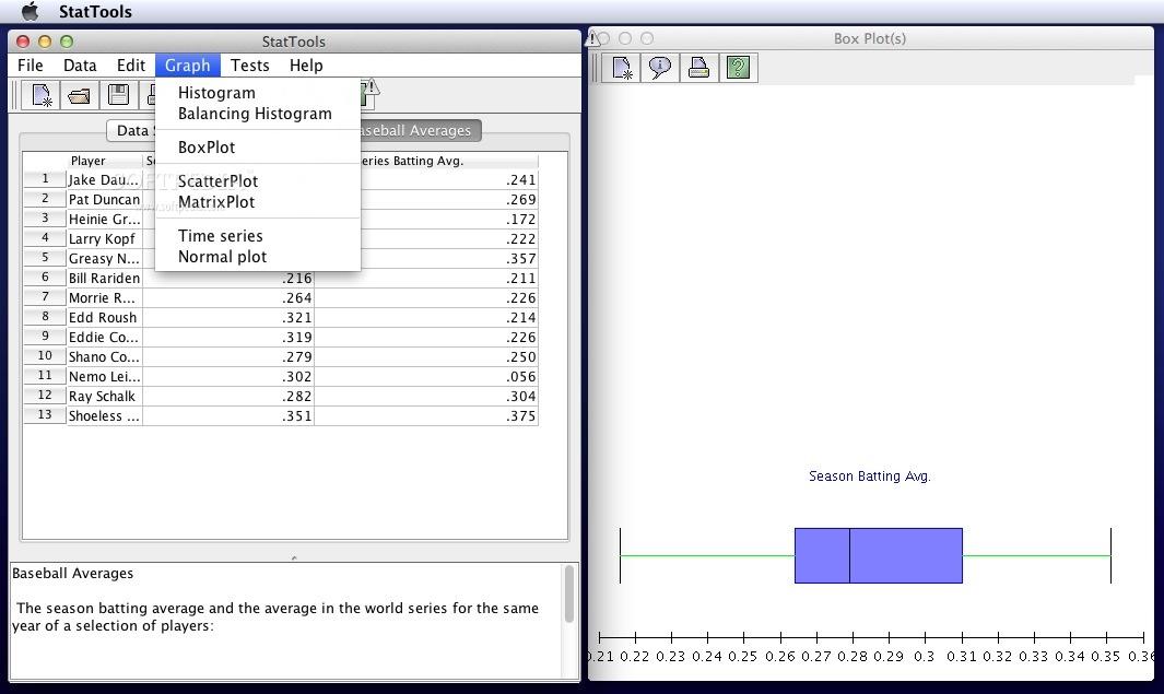 Beyond Basic Statistics in Excel