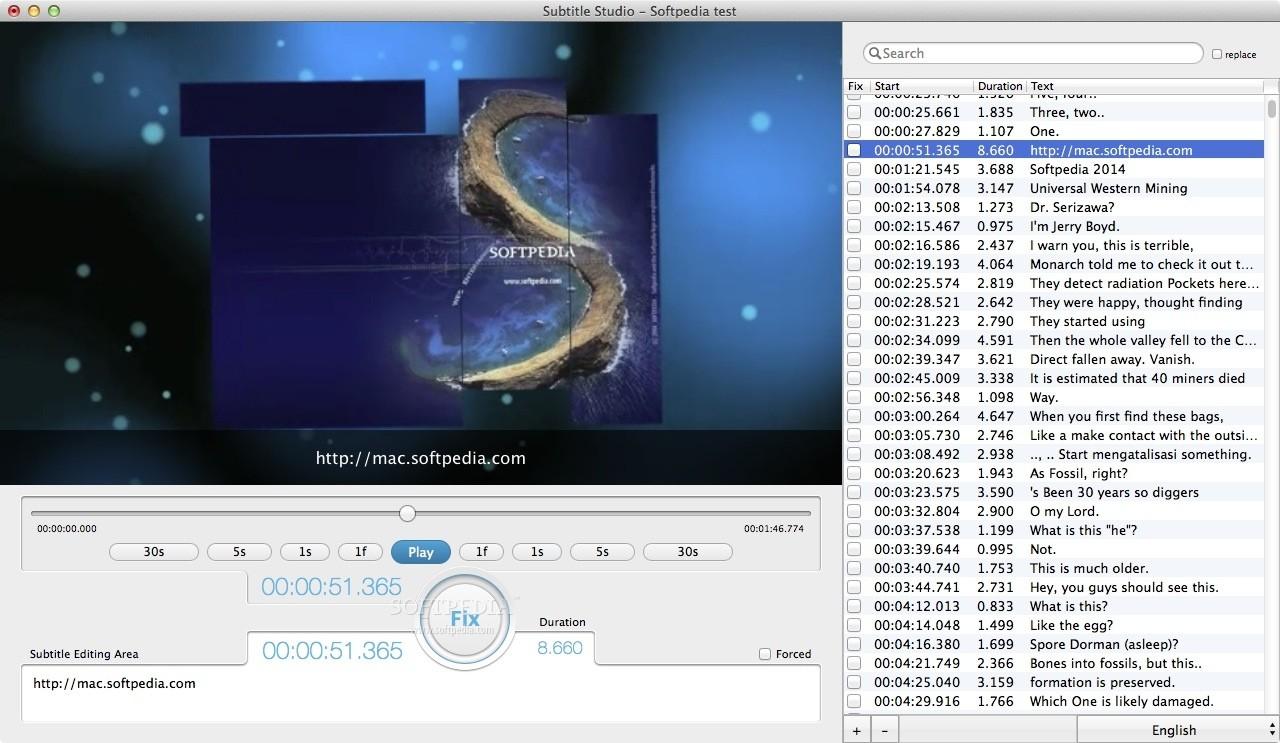 Subtitle Studio Mac 1 2 5 - Download