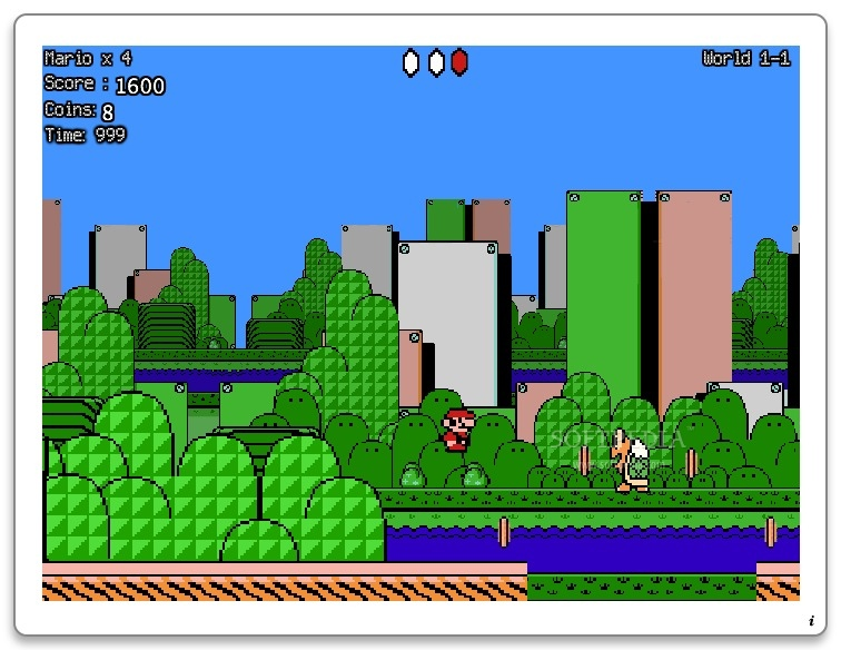 Super Mario Game For Mac Free Download