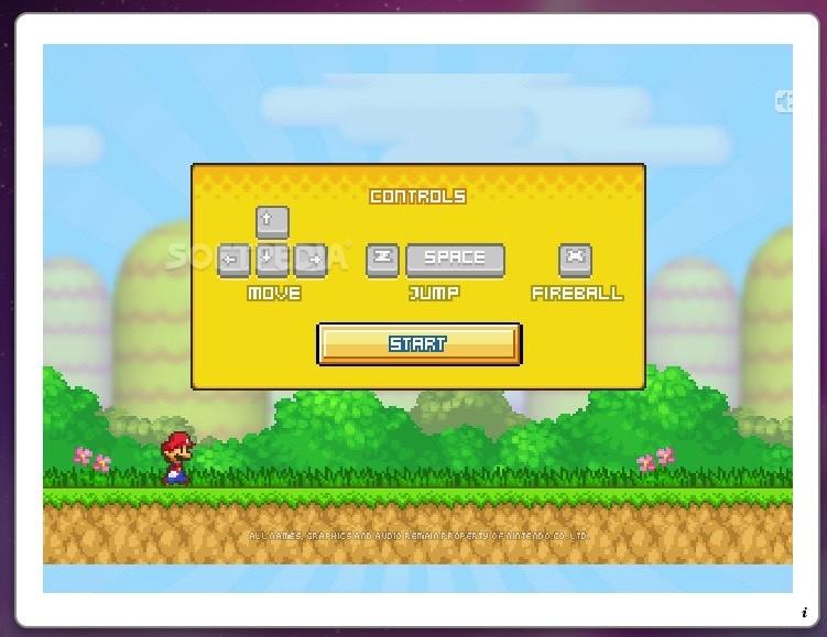 Super Mario Mac Os X Download