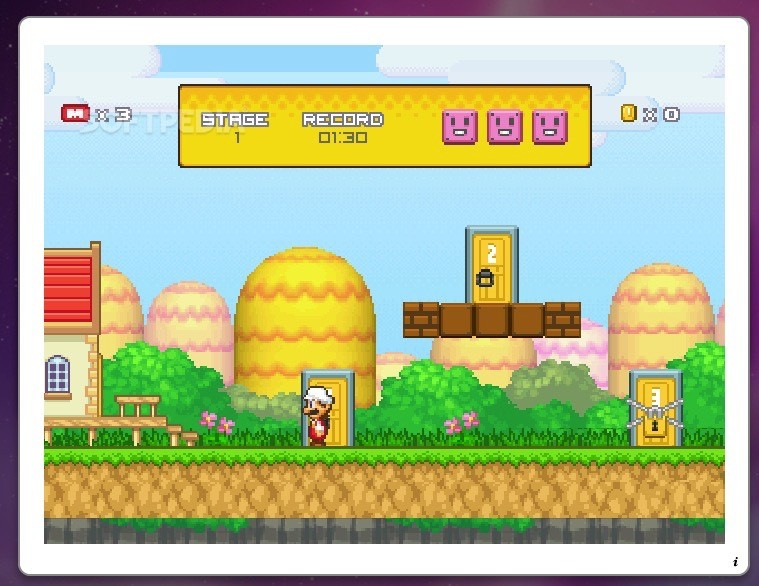 how to play super mario bros on mac