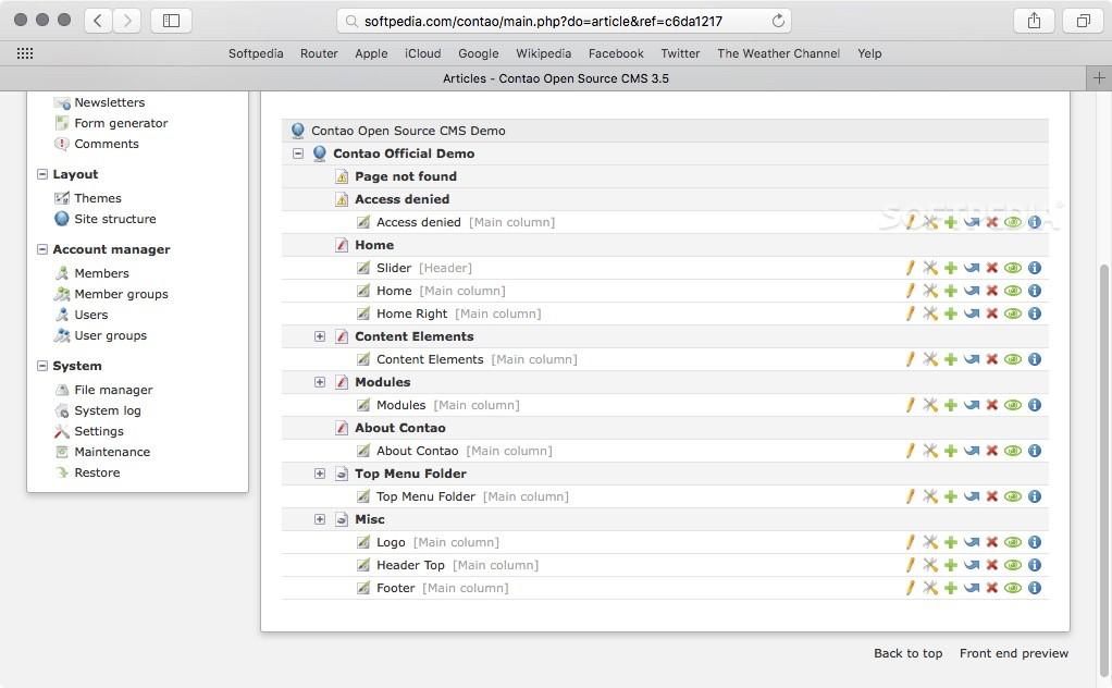 Contao Mac 4 6 2 - Download